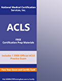 The Advanced Cardiac Life Support (ACLS) Provider Study Guide (English Edition)