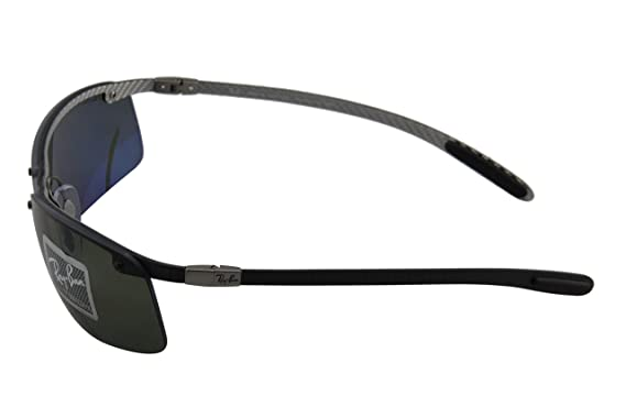d68162de28f Ray-Ban Rb8305 Rectangular Polarized Sunglasses 64.4 mm