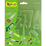 Makin's USA M390-11 Clay Push Molds, Hand Tools