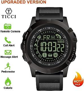 Amazon.com: Sports Smart Watch, Samxu Digital Outdoor Sports ...