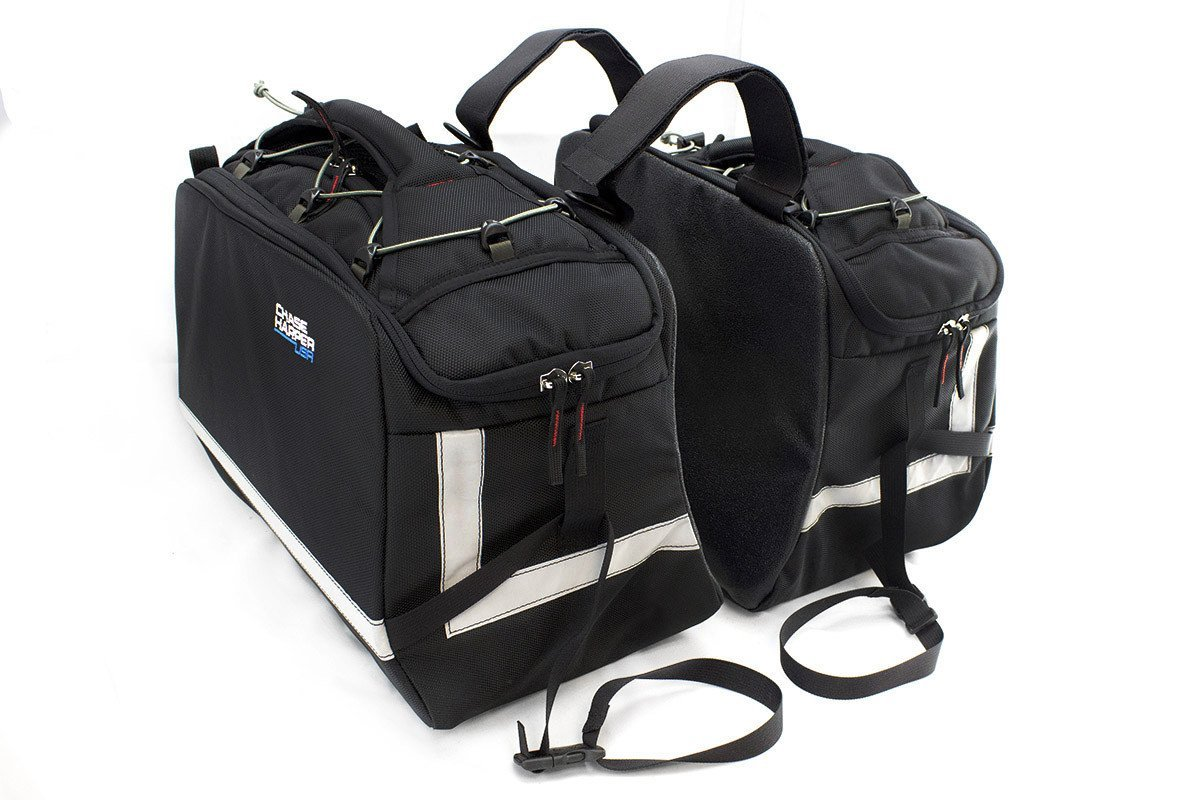 Chase Harper 3550 Aeropac II Saddle Bag - 43.4 Liters