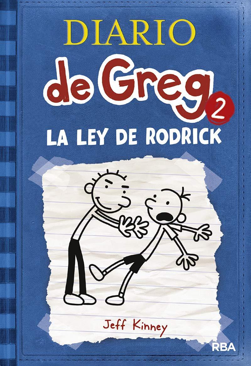 el diario de greg libros
