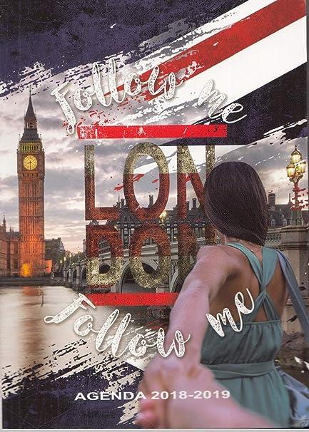 Kid Abord - Agenda diaria London Follow Me - septiembre 2019 ...