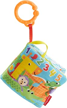 Comprar Fisher-Price - Libro activity bebé - juguetes educativos - (Mattel FGJ40)