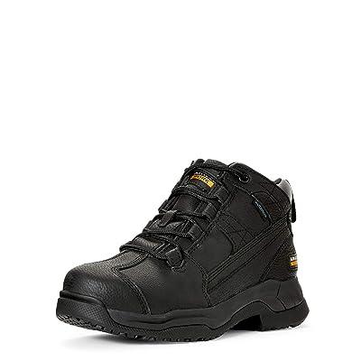 ARIAT Unisex Contender Waterproof Work Boot   Industrial & Construction Boots