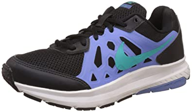 Nike Dart 11 MSL Women US 5.5 Black Running Shoe