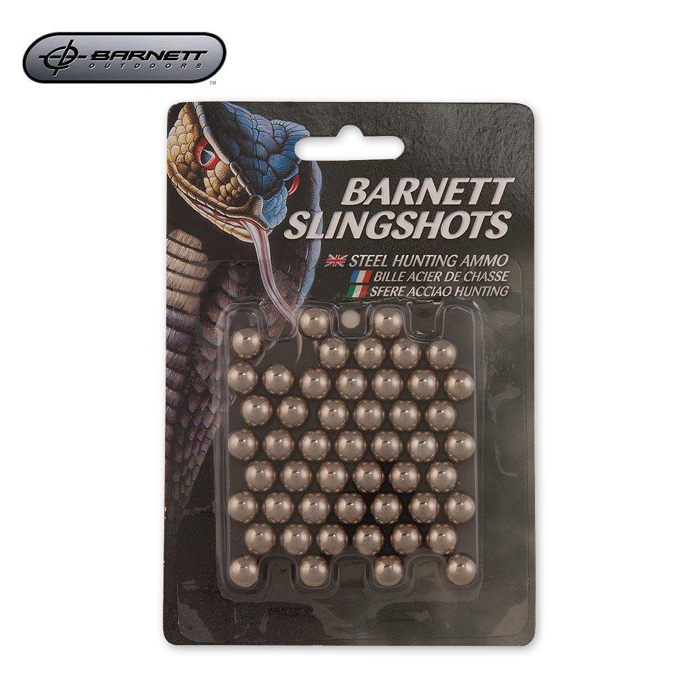 Barnett Crossbows 16087, 38 Palle di Calibro Unisex – Adulto, Nero, Taglia Unica 025762~M
