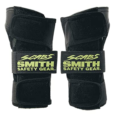 Smith Safety Gear Scabs Kool Wrist Guard Set : Sports & Outdoors