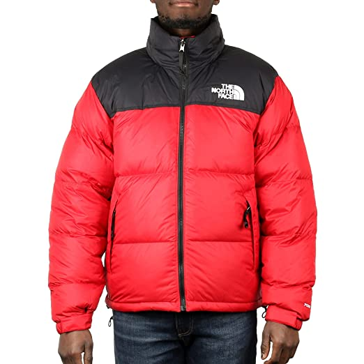The North Face Men S 1996 Nuptse Jacket Tnf Red Nf0a3c8d682 At