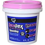 Dap 12328 DryDex Spackling Interior/Exterior, 1/2-Pint