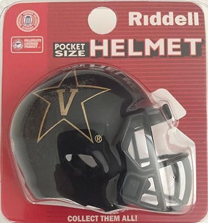 NCAA Vanderbilt Commodores Speed Mini Helmet