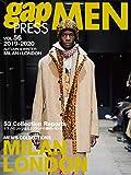 2019-2020 A/W gap PRESS MEN vol.56 MILAN / LONDON (gap PRESS Collections)