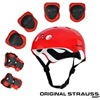 Strauss Skating Protection Kit,(8-15 Years)