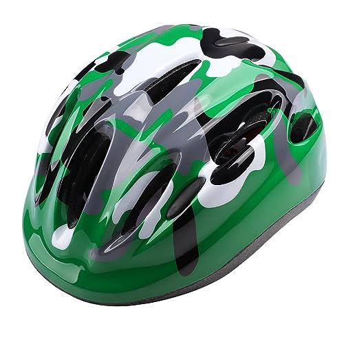 Icocopro enfants casque de vélo–Cspc Certifié pour la sécurité et confortable–Double Réglage Cycle Hlemt pour enfants garçons et filles&ndash