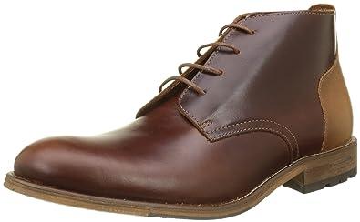le meilleur Garantie de satisfaction à 100% prix limité Schmoove Men's Steam Desert Boots, Marron (Horse/Cognac), 7 ...