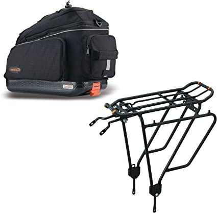 Amazon Com Ibera Parka Ib Ra4 Touring Bicycle Carrier And Quick