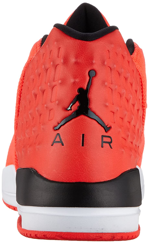 best loved 3df00 ed53e ... Nike Jordan Rojo Academy, Zapatillas de Nike Baloncesto para Hombre  10550 Rojo (Infrared 23 ...
