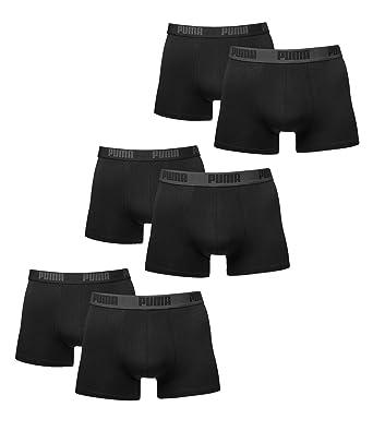 puma boxershorts gr xxl schwarz