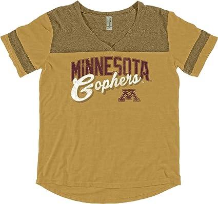 034ead3998ee Amazon.com   Blue 84 NCAA Minnesota Golden Gophers Women s Dyed ...