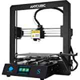 ANYCUBIC Mega S 3D Printer, Upgrade FDM 3D Printer with Extruder and Suspended Filament Rack + Free Test PLA Filament…
