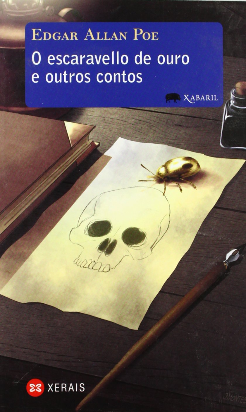 O escaravello de ouro e outros contos (Infantil E Xuvenil - Xabarín - Xabaril)