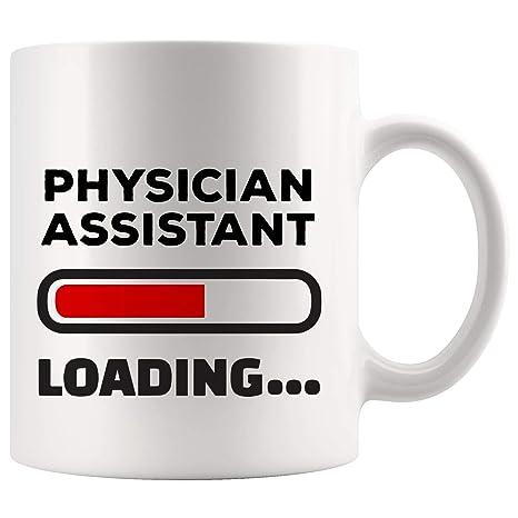 Amazon.com: Loading Future Physician Assistant Mug Coffee ...