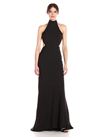 209a1f1c41 Amazon.com  Mac Duggal Women s High Neck Gown  Clothing