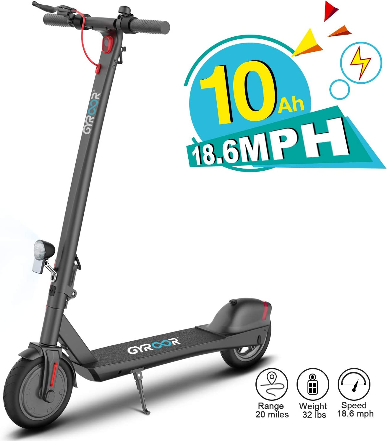 25 Best Electric Scooters for Heavy Adults from 250 lbs to ...