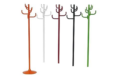 Jan Kurtz 490275 - Perchero de pie, diseño de Cactus, Color ...