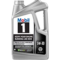 Deals on Mobil 1 112799 5W-30 Synthetic Motor Oil 5 Quart