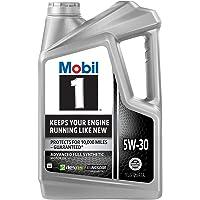 Mobil 1 (112799 5W-30 Synthetic Motor Oil - 5 Quart