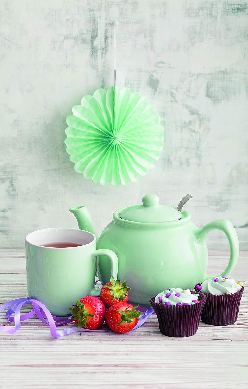 Prix /& Kensington Flamant Rose 2 Tasse Théière 450 ml Stoneware Tea Serving pot