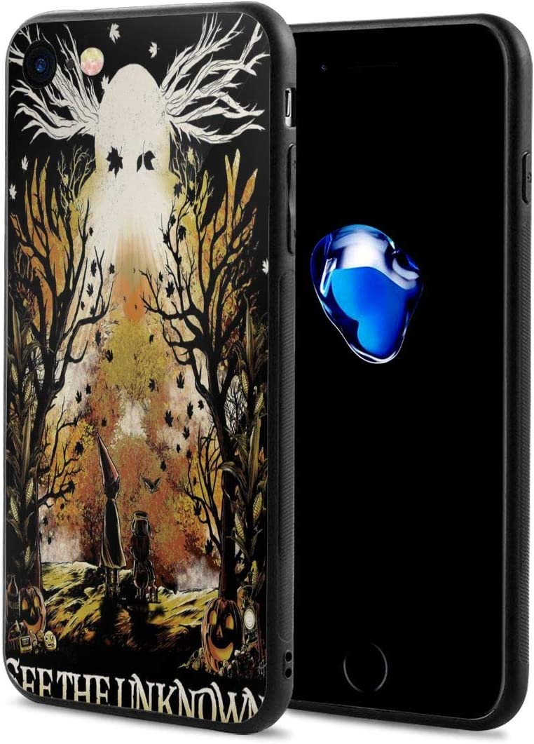 NOT Men's Over The Garden Wall iPhone Second Generation SE Shockproof Waterproof Case Full Body Protective Cover Fits Apple iPhone 7 / iPhone 8 Second Generation SE (4.7 Inch)