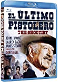 El Último Pistolero  BD 1976 The Shootist [Blu-ray]