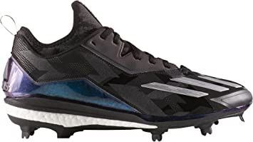 more photos 127b9 13f30 Image Unavailable. Image not available for. Colour adidas Mens Boost ICON  2.0 Xeno Metal Baseball Cleats ...