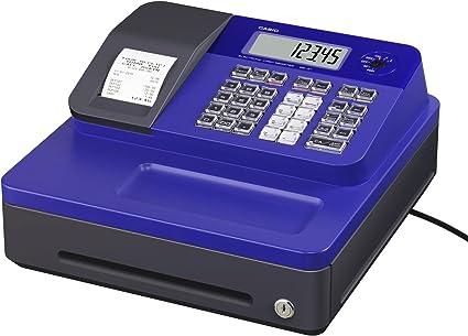 Casio SE-G1SB-BU - Caja registradora (cajón pequeño para dinero ...