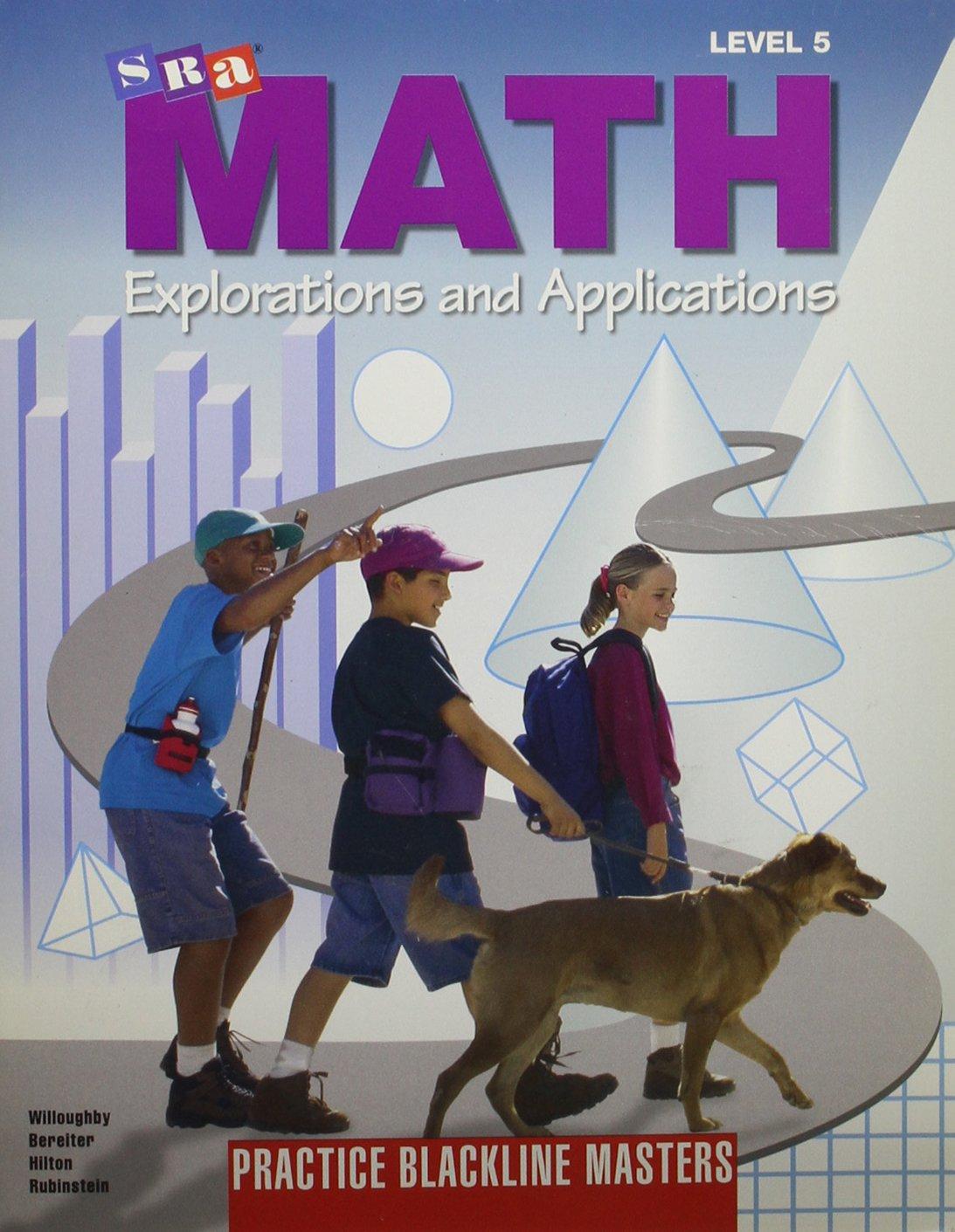 SRA Math Explorations and Applications, Level 5, Assessment Blackline Masters pdf