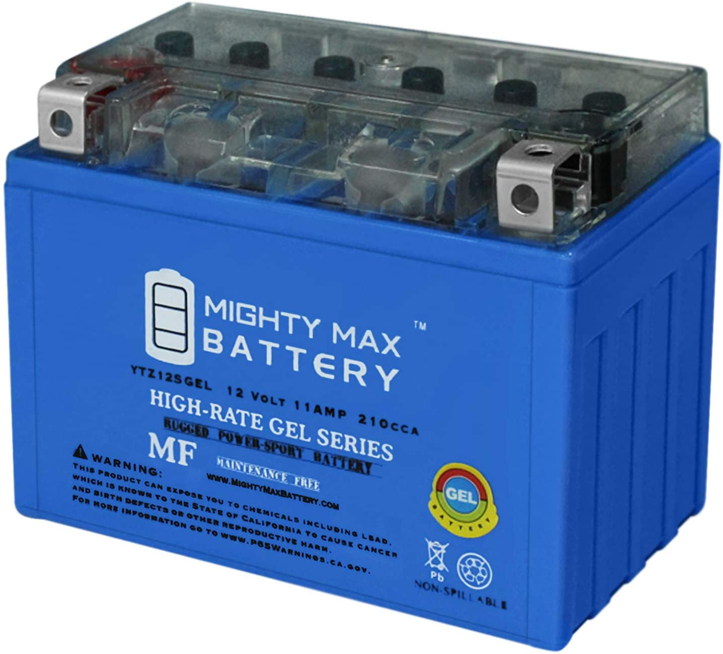 2 Pack Brand Product Mighty Max Battery 12V 18Ah SLA Battery for Door King 6400 10W Solar Control