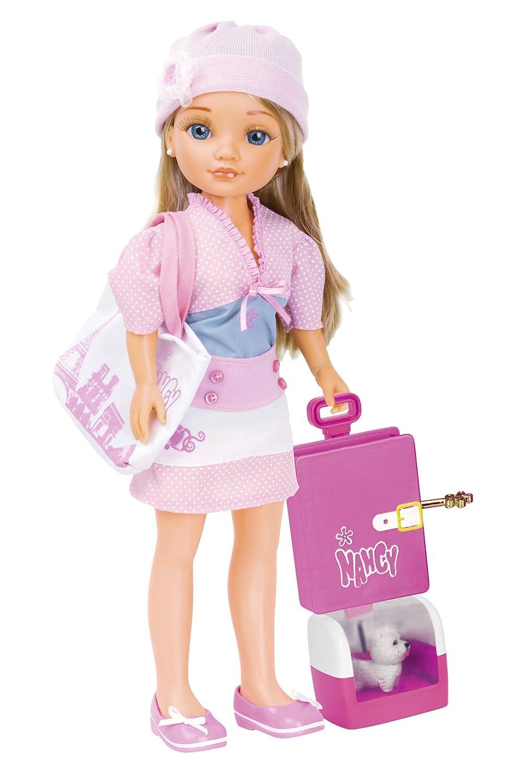 Amazon.es: Nancy - Aventuras por el mundo: muñeca con temática de ...