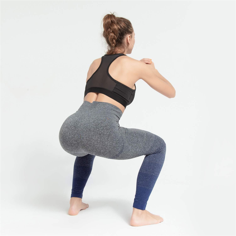 Workout Leggings for Women Girl Running Gym GRANKEE High Waist Yoga Pants