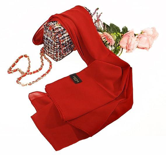 ❤ SAFIYA - Hijab pour femmes musulmanes voilées I Foulard voile turban  écharpe pashmina châle robe islamique ... 762aa763618