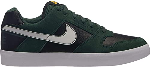 new style d66b2 92951 Nike Mens 942237 Skateboarding Shoes, (Midnight GreenWhite-Black-WHI 300