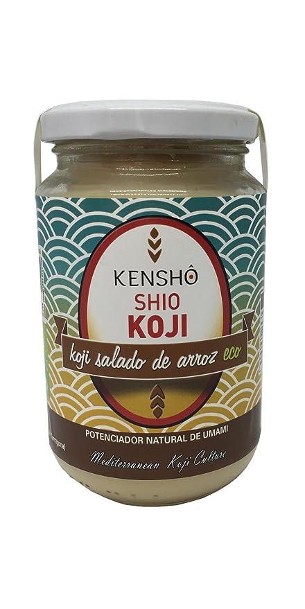 Kensho | Shio Koji Ecológico | Koji Salado Artesanal | Fermentación Natural | VeggieFriendly | Macrobiótico | Especial comida Japonesa: Amazon.es: ...