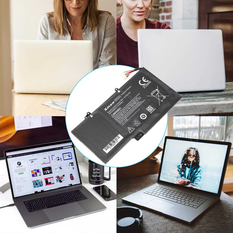 Amazon.com: SiKER New Laptop Battery NP03XL for HP Pavilion X360 13-A010DX 13-B116T, HP Envy 15-U010DX 15-U337CL 15-U050CA, 760944-421 761230-005 HSTNN-LB6L ...