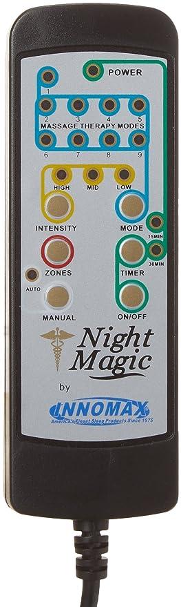 Noche mágica sueño colchón terapia para King, Queen, completo y doble tamaño colchones: Amazon.es: Salud y cuidado personal