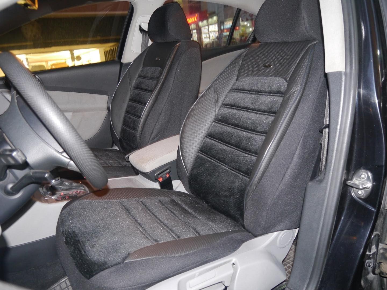 Autozubeh/ör Innenraum Autositzbez/üge Set Komplett Sitzbez/üge k-maniac f/ür Audi A3 8V Sportback Kfz Tuning Sitzbezug Sitzschoner No Universal Schwarz 2