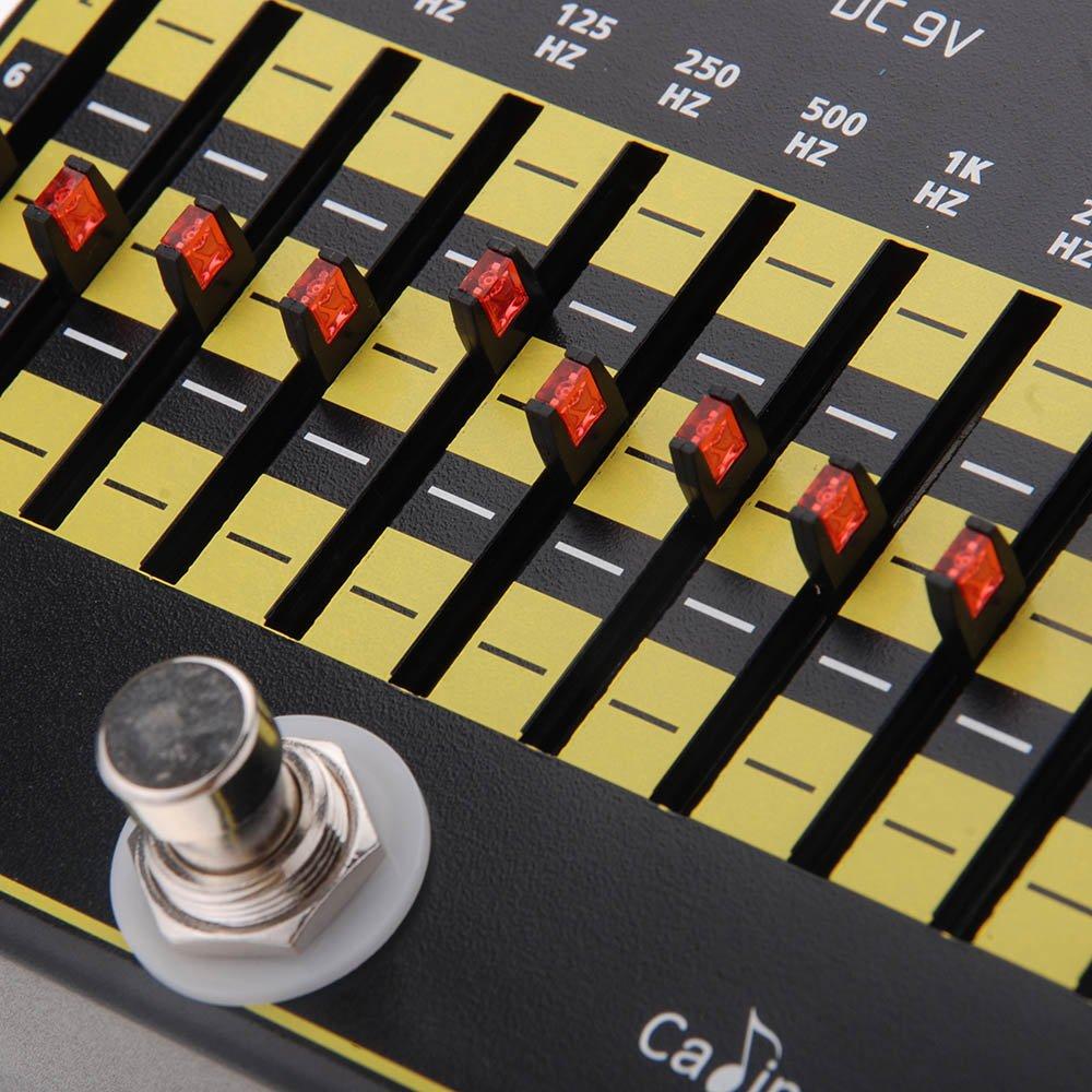 Caline cp-24/10/Band EQ