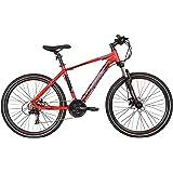 "MONTRA Backbeat 27.5"" Alloy Frame Dual Disc Brake Bike/Bicycle"