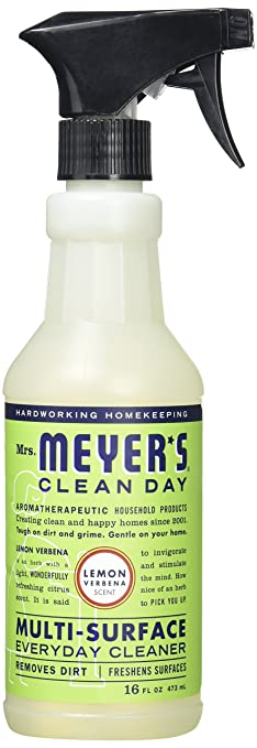 Mrs. Meyer's Clean Day Multi-Surface Cleaner, Lemon Verbena, 16 oz