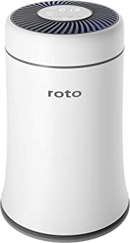 Roto Air Purifier with H13 True HEPA Filter